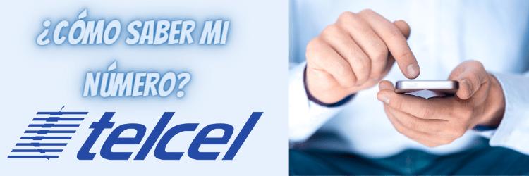 Imagen: Cómo saber mi número Telcel | Guía 2020 - paso a paso