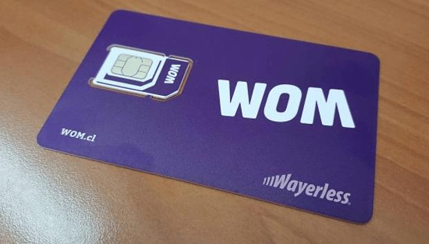 Imagen: Activar chip Wom | Guía 2020 - paso a paso